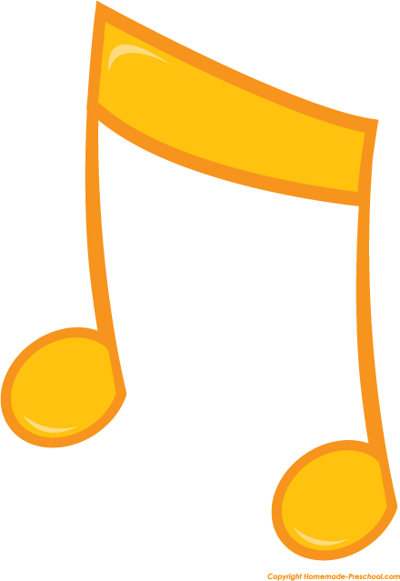 Free Music Notes Clipart