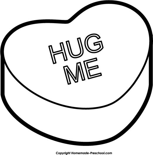 Clip Art Valentine Clip Art Black And White free valentine heart clipart click to save image