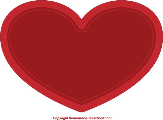 Free Valentine Heart Clipart