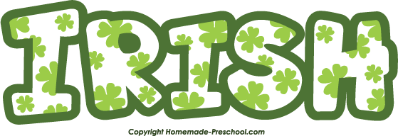 Free Irish Clipart
