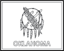click to download worksheet need some special state flag coloring pages