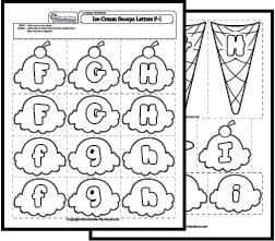 alphabet worksheets. Black Bedroom Furniture Sets. Home Design Ideas