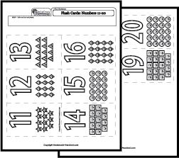 Math worksheets number recognition click to download worksheet learn to count and recognize numbers vacuum find 11 20 ibookread Read Online