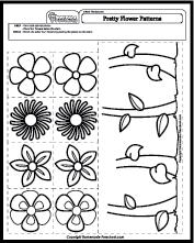 Pretty Flower Patterns