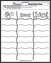 Printables Sound Science Worksheets science worksheets davezan sound davezan