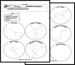 Constellations For Kids Worksheets Free Worksheets Library ...