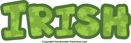 free irish clipart rh homemade preschool com irish clip art irish clipart