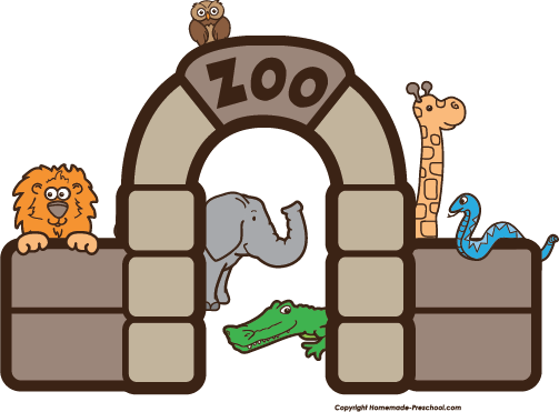 Free Zoo Clipart